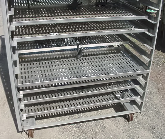 TRAY DRYER CART