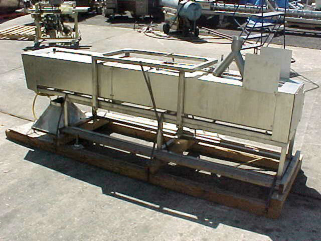 8 X 8 SCREW MIXER