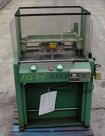 ALLOYD BLISTER SEALER
