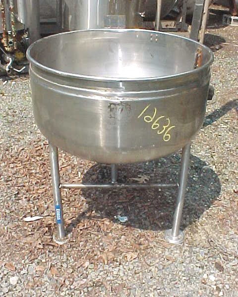 CLEVELAND 40 GALLON OPEN TOP KETTLE