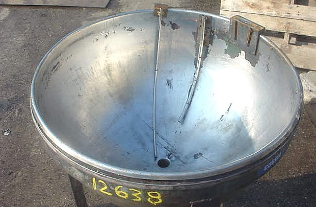 40 GALLON KETTLE
