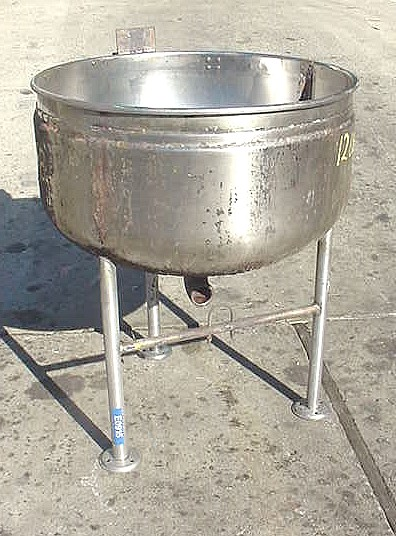 CLEVELAND JACKETED KETTLE