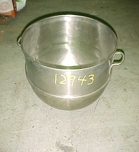 60 QUART MIXING BOWL