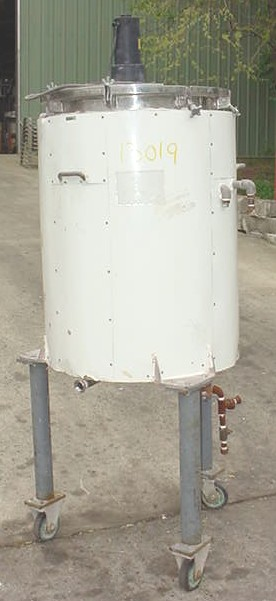 DISH OPEN TOP MIX TANK