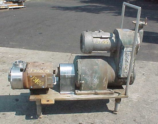 WAUKESHA MODEL 220 PUMP