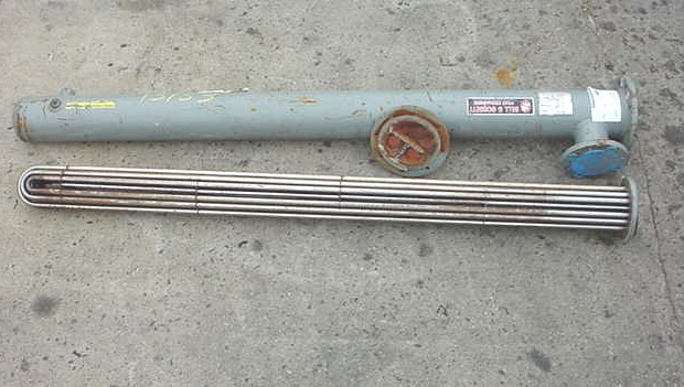 ITT STANDARD SHELL AND TUBE
