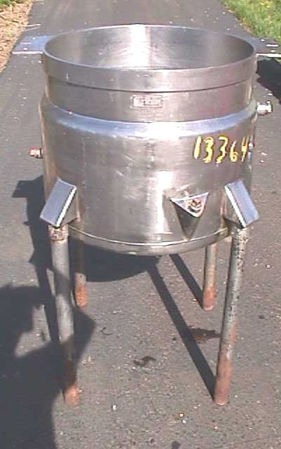 THOMAS BURKHARD 30 GALLON JACKETED