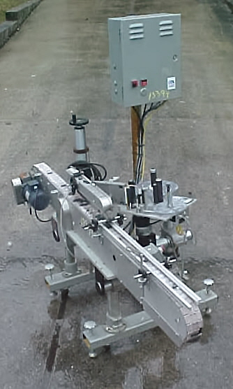 CCL PRESSURE SENSITVE LABELER