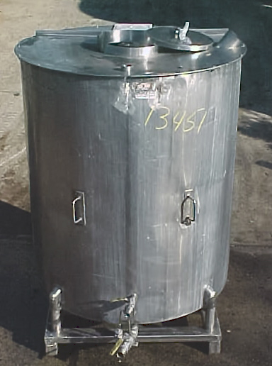 OPEN TOP MIXING TANK