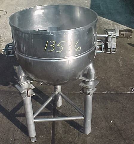 GROEN 150 GALLON JACKETED KETTLE