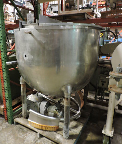 300 GALLON KETTLE