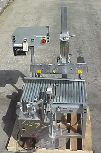 ACCRAPLY CASE CARTON LABELER