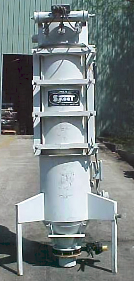 SMOOT CO JET TYPE DUST COLLECTOR