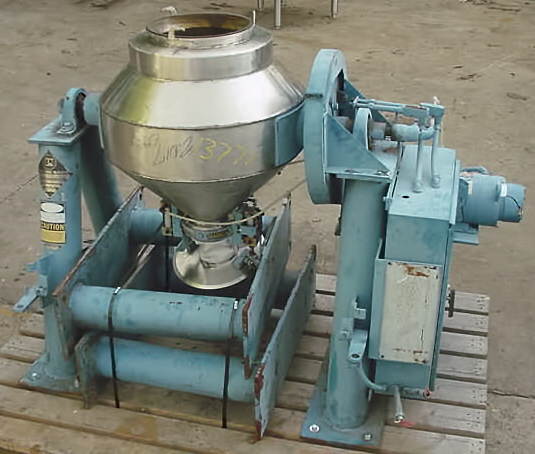 PATTERSON KELLY DOUB CONE BLENDER