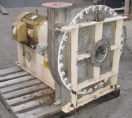 BUFFALO FORGE  PRESSURE BLOWER