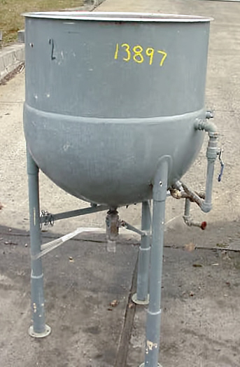 75 GALLON OPEN TOP KETTLE