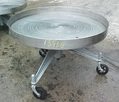 KARL KIEFER ROTARY LAZY SUSAN TYPE