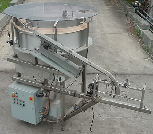 M  S AUTOMATIC SCOOP FEED SYSTEM
