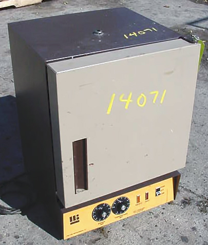 LABLINE INSTRUMENTS TABLETOP OVEN
