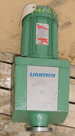 LIGHTNIN PORTABLE MIXER