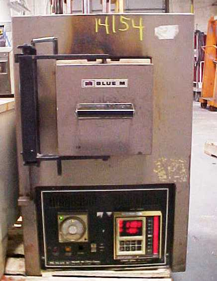 BLUE M BOX TYPE FURNACE