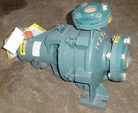 GORMAN RUPP  CENTRIFIGAL PUMP