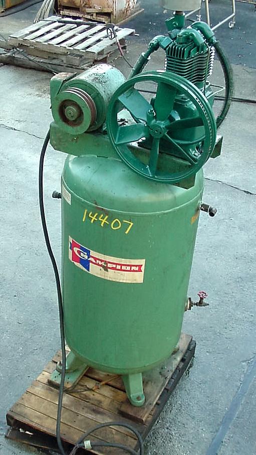 Champion air compressor vr recipricating