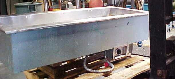 DELFIELD ELECTRICALLY HEATED TANK