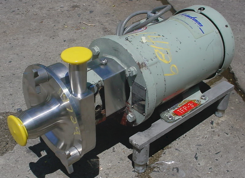 Fristam Centrifugical Pump Fpx-722-135 - Centrifugal Pumps