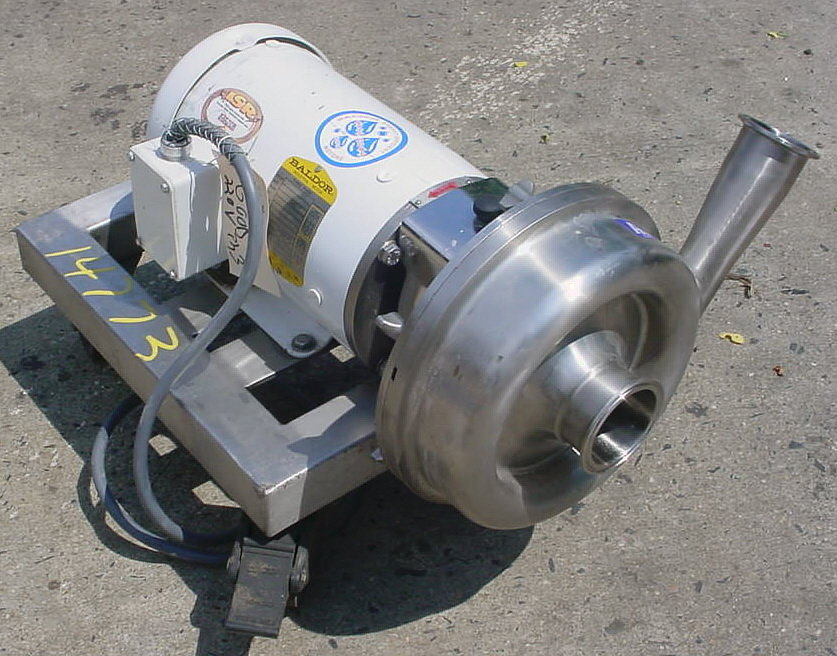 G & H CENTRIFUGICAL PUMP