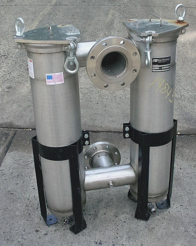 FILTER TECHNOLOGY DUAL BASKET