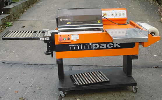MINIPACK L SEALER/SHRINK TUNNEL
