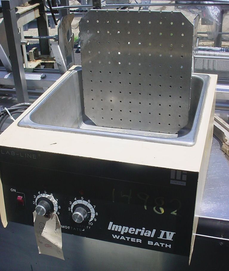 IMPERIAL IV LAB LINE WATER BATH