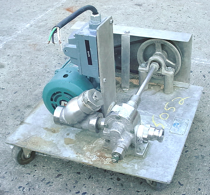 ERTEL GEAR PUMP