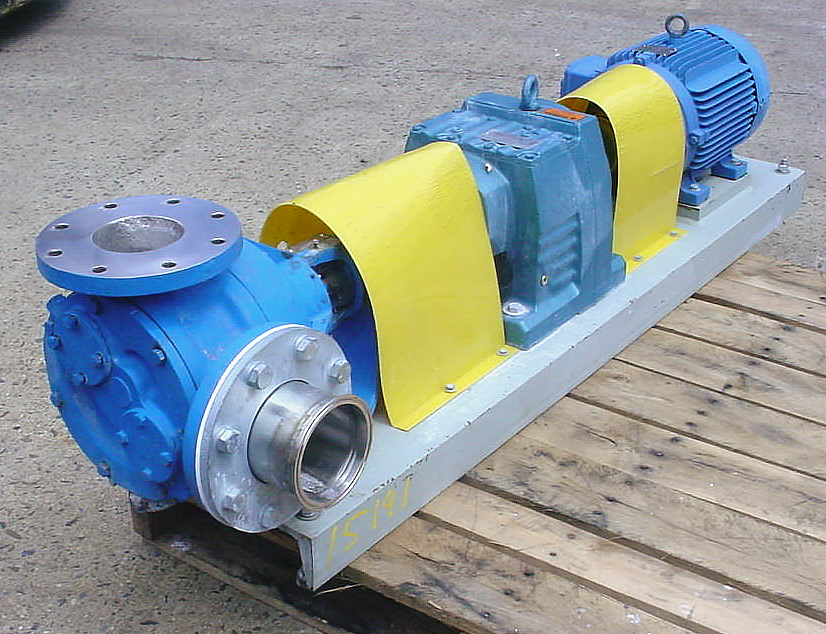 VIKING SS GEAR PUMP