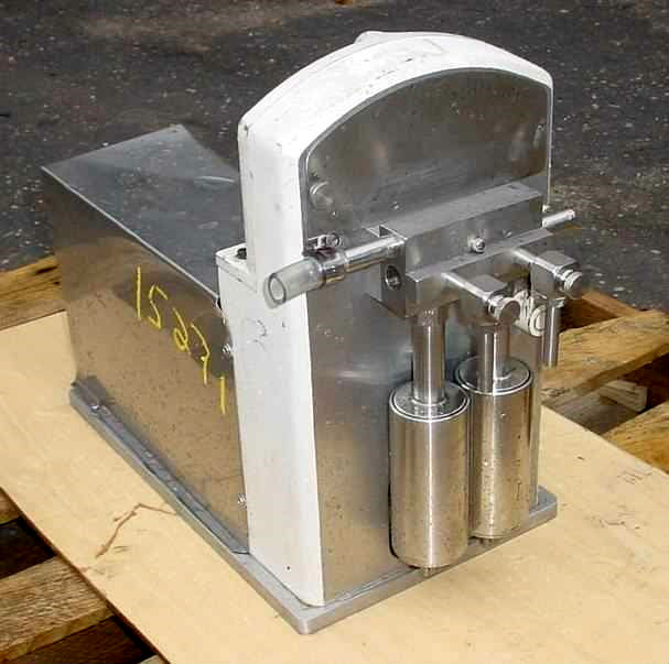 COZZOLI TWIN PISTON FILLER