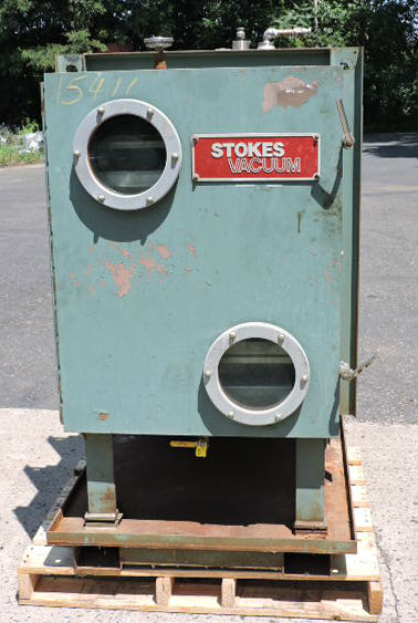 STOKES VACUUM SHELF DRYER