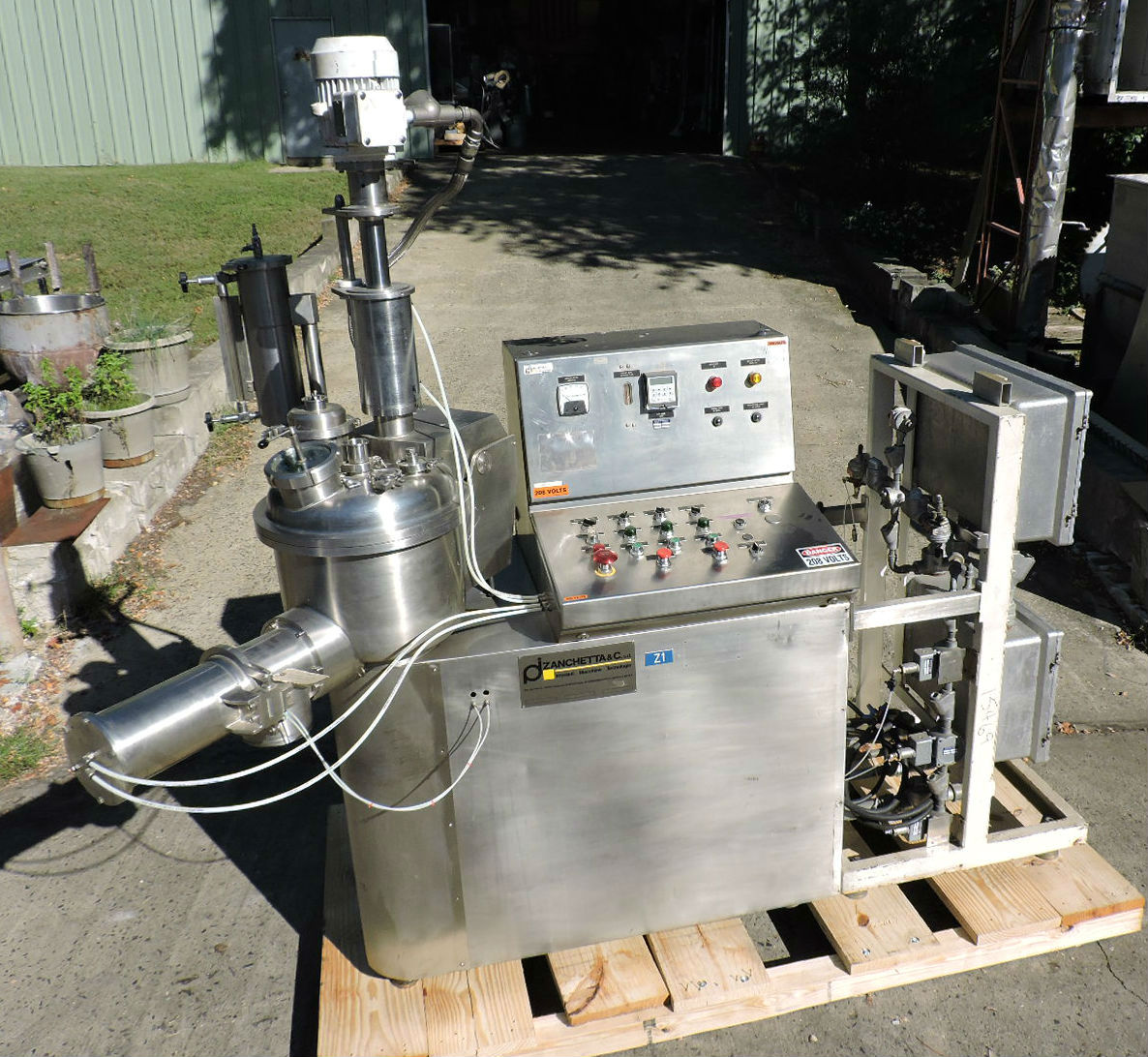 ZANCHETTA HIGH SHEAR MIXER