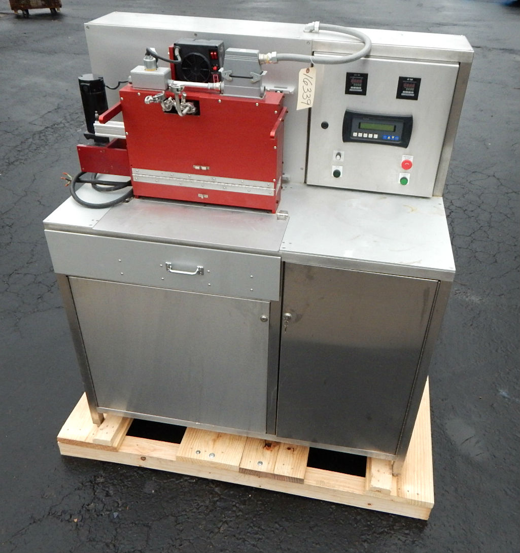 SEA FLOW INC. LIPSTICK MOLD FILLER