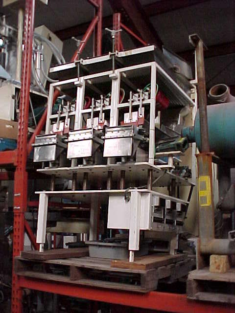 UNIVERSAL FORM FILL AND SEAL BAGGER